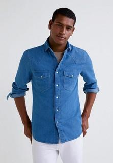 Рубашка джинсовая Mango Man - DAVID3