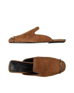 Домашние туфли Alexander Wang