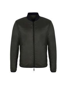 Мужские куртки и пальто Armani Jeans – купить в интернет-магазине ... 8ecf9a419d8