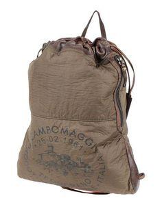 Рюкзаки и сумки на пояс Campomaggi