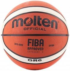 Мяч баскетбольный Molten, размер 6