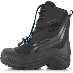 Ботинки утепленные для мальчиков Columbia Youth Bugaboot Plus IV Omni-heat, размер 33