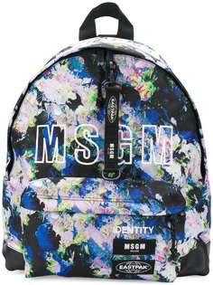 рюкзак 'Eastpak X MSGM' Eastpak