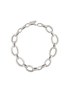 цепочное ожерелье Ann Demeulemeester