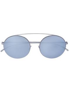 солнцезащитные очки с двойным мостом Mykita