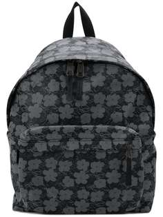 floral-print backpack Eastpak