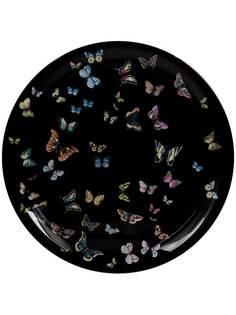 поднос с бабочками Fornasetti