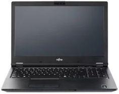 """Ноутбук FUJITSU LifeBook E458, 15.6"""", Intel Core i5 7200U 2.5ГГц, 8Гб, 256Гб SSD, Intel HD Graphics 620, noOS, LKN:E4580M0003RU, черный"""