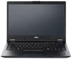 """Ноутбук FUJITSU LifeBook E448, 14"""", Intel Core i5 7200U 2.5ГГц, 8Гб, 256Гб SSD, Intel HD Graphics 620, noOS, LKN:E4480M0002RU, черный"""