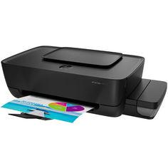 Принтер струйный HP Ink Tank 115, струйный, цвет: черный [2lb19a]