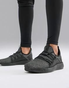 Черные трикотажные кроссовки Puma Running nrgy neko 191093-06 - Черный