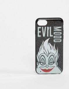 Чехол для iPhone 7 / 7S от Disney Ursula evil mood - Мульти BB Designs