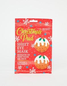 Новогодние маски для области вокруг глаз MAD Beauty - Бесцветный