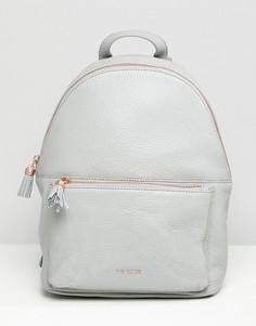 Кожаный рюкзак Ted Baker Mollyyy - Серый