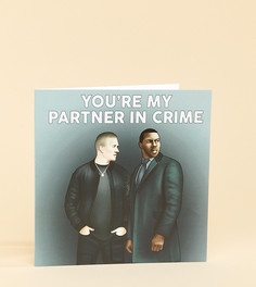 Открытка Central 23 Partner In Crime Power - Мульти
