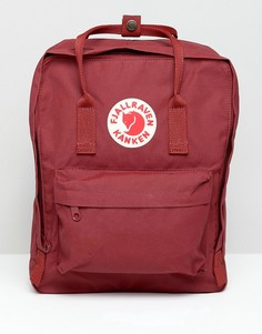 Красный рюкзак Fjallraven Kanken - Красный