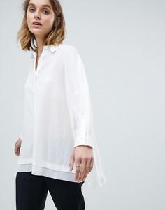 Рубашка AllSaints katia - Белый