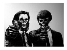 "Картина ""Pulp Fiction"" Icon Designe"