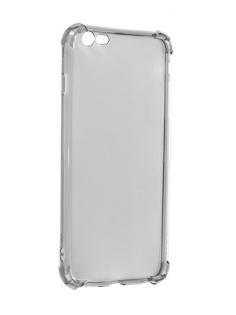 Аксессуар Чехол Innovation Silicone для APPLE iPhone 6 Plus Black 12222
