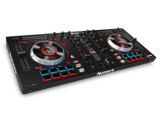 Dj контроллер Numark MixTrack Platinum