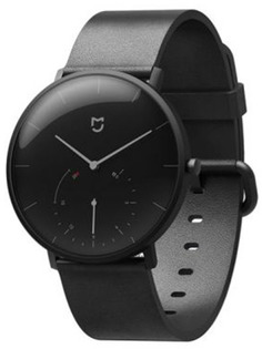 Умные часы Mijia Quartz Watch Black Xiaomi