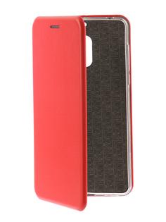 Аксессуар Чехол-книга для Nokia 6 Innovation Book Silicone Red 12417