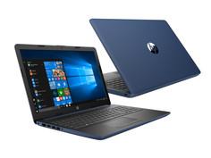 Ноутбук HP 15-db0053ur Blue 4KE02EA (AMD A6-9225 2.6 GHz/4096Mb/500Gb/AMD Radeon R4/Wi-Fi/Bluetooth/Cam/15.6/1366x768/Windows 10 Home 64-bit)