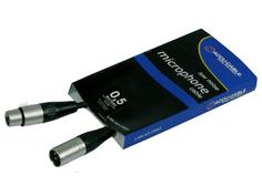 Шнур микрофонный American Dj AC-PRO-XMXF/0.5 XLR/XLR 0.5m