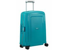 Чемодан Samsonite SCure 40x55x20cm 34L Turquoise 10U-62003