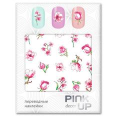 Наклейки для ногтей переводные PINK UP NAIL DESIGN тон 592