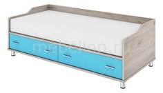 Кровать односпальная Домино нельсон КР-5 МЭРДЭС