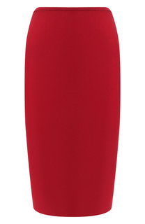 Однотонная юбка-карандаш на молнии Roland Mouret