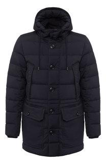 Пуховая куртка Reims на молнии с капюшоном Moncler