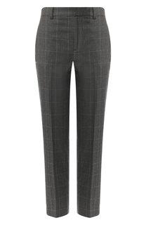 Шерстяные брюки со стрелками Polo Ralph Lauren