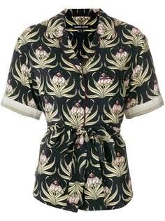 рубашка с рисунком 'Desert Flower' Markus Lupfer