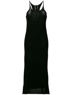 длинное платье-майка Serien°Umerica