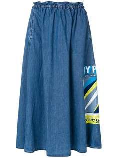 джинсовая юбка 'Hyper Kenzo' Kenzo