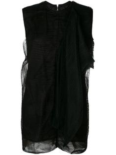 платье 'Shield' Rick Owens