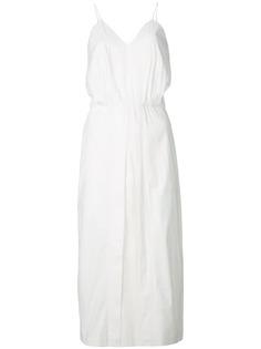 платье на тонких бретельках Aalto