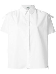 рубашка с заостренным воротником Kenzo