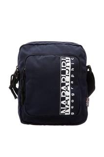 Синяя текстильная сумка Napapijri