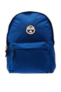 Текстильный синий рюкзак Napapijri