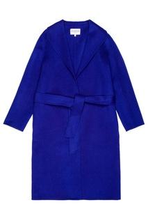 Фиолетовое пальто Claudie Pierlot