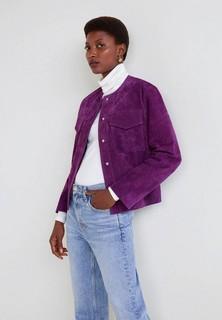 Куртка кожаная Mango - EUGENIO