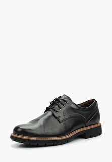 Туфли Clarks BATCOMBE HALL BLACK LEATHER