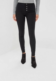 Джеггинсы LOST INK MID RISE JEGGING BLACK