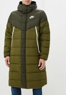 Пуховик Nike Sportswear Windrunner Mens Down Fill Parka