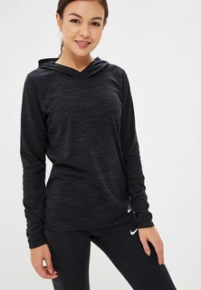 Лонгслив спортивный Nike W NK DRY ALL IN FLC HD TOP