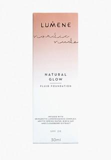 Тональный крем Lumene Nordic Nude Natural Glow SPF 20, тон 5 30 мл
