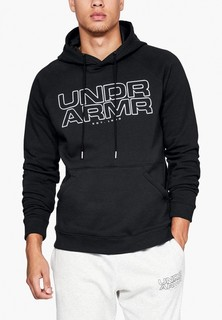 Худи Under Armour Baseline Fleece P/O Hoody Baseline Fleece P/O Hoody